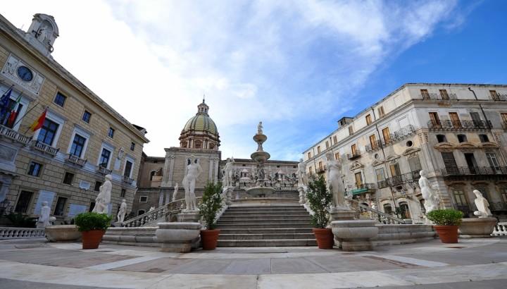 piazza pretoria 1